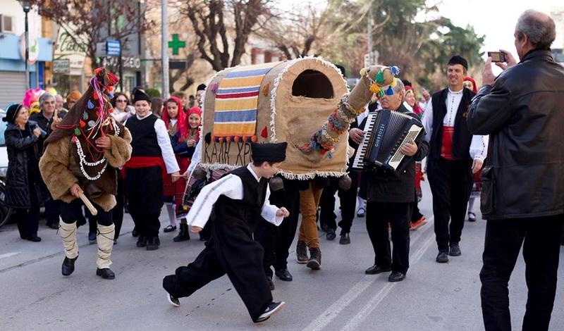 Παραδοσιακά έθιμα αναβιώνει στην Αλεξανδρούπολη ο Πολιτιστικός Σύλλογος Ανατολικής Ρωμυλίας Έβρου