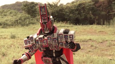 Kamen Rider Decade Complete Form 21