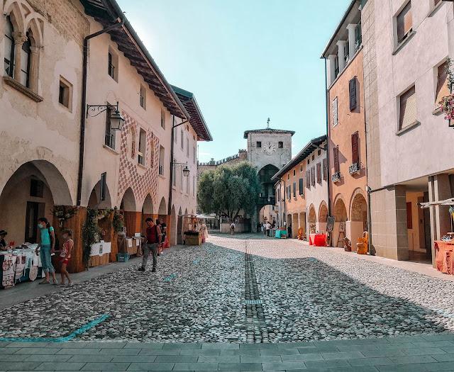 Spilimbergo in 1 giorno: itinerario tra Medioevo e Rinascimento