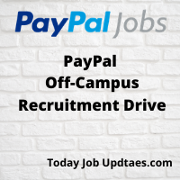 Paypal Off-Campus Recruitment