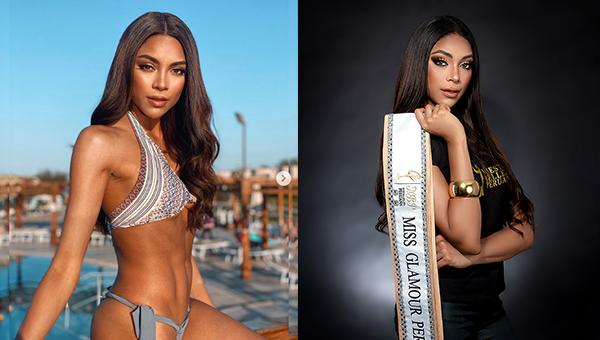 Janet Leyva es Miss Glamour Perú 2020
