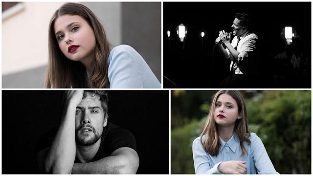 Entrevista a Nicole Wallace de 'Skam España' y Entrevista a Roger Berruezo de 'Ghost, el musical'