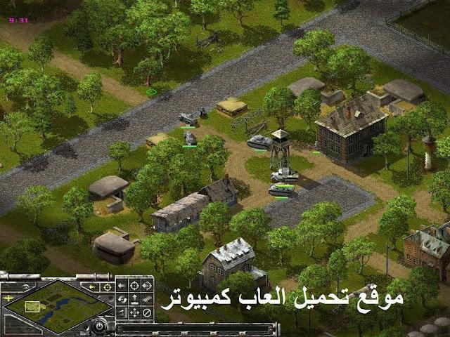 تحميل لعبة الحرب العالمية الاولي Sudden Strike للكمبيوتر من ميديا فاير