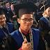 Ikhsan Suhendro, Marbot Masjid Al Hurriyah Jadi Lulusan Terbaik IPB