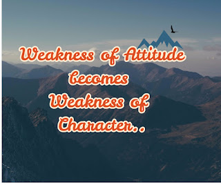 attitude images in english