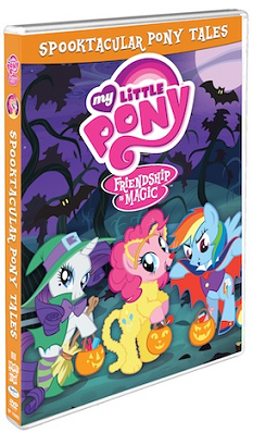 My Little Pony- Friendship is Magic: Spooktacular Pony Tales cover