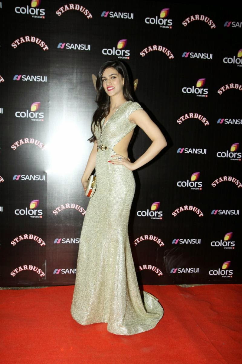 Sonam,Deepika, Jacqueline, Amithabh, SRK & Others sizzles at Stardust Awards 2014