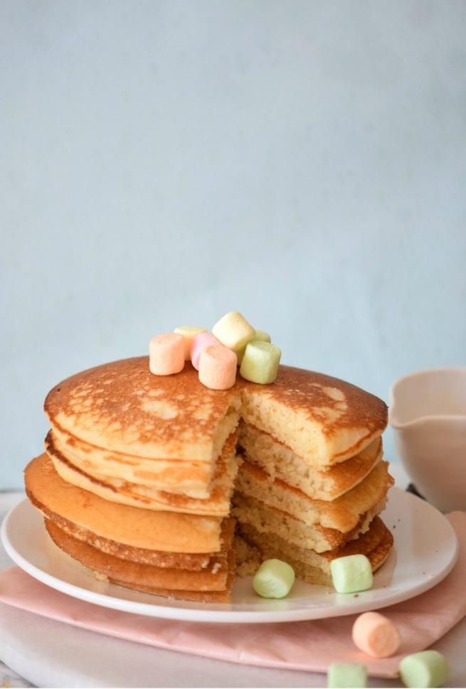 Hoppy Easter Pancakes