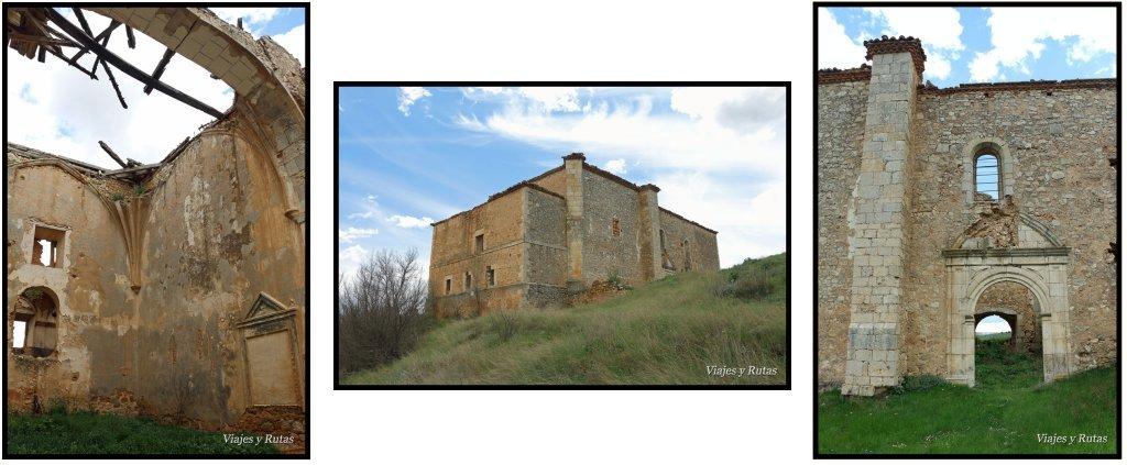 Convento de Paredes Albas, Berlanga de Duero