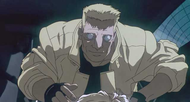 Ghost in the Shell 1995 animatedfilmreviews.filminspector.com