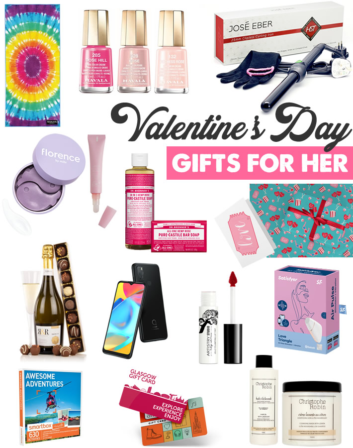 Valentine's Day Gifts for Ladies