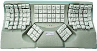 2. Jenis Keyboard Komputer dari Segi Tombol