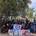 Peringati Hari Lahir Nabi, Genbi Aceh Bagi Ratusan Paket Makanan