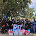 Peringati Maulid Nabi, Genbi Aceh Bagi Ratusan Paket Makanan