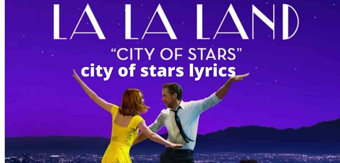 city of stars lyrics in hindi and english