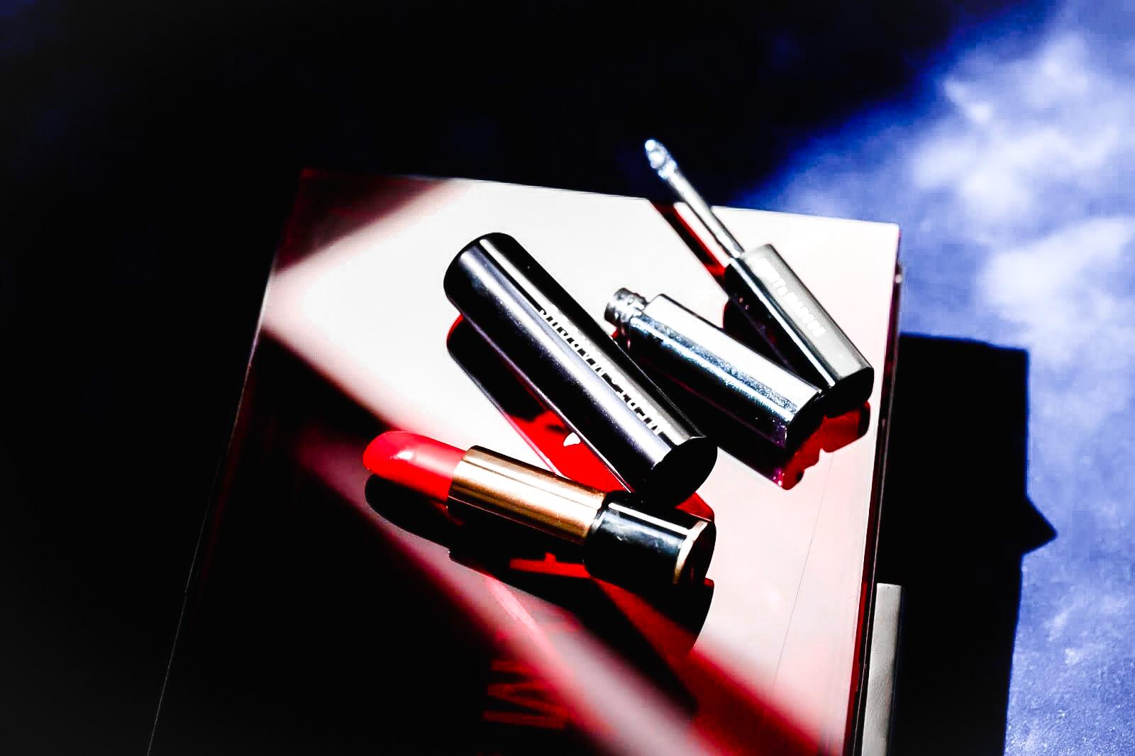 Lancôme Mert Marcus Maquillage swatch