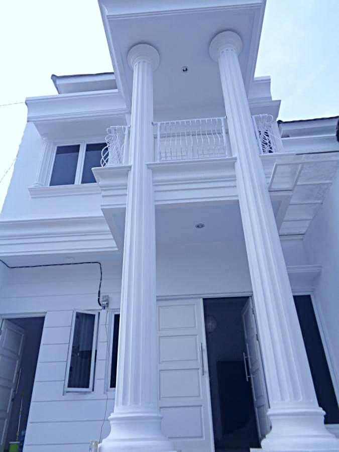 Profil Rumah Minimalis : profil, rumah, minimalis, Model, Profil, Tiang, Teras, Rumah, Direkomendasikan