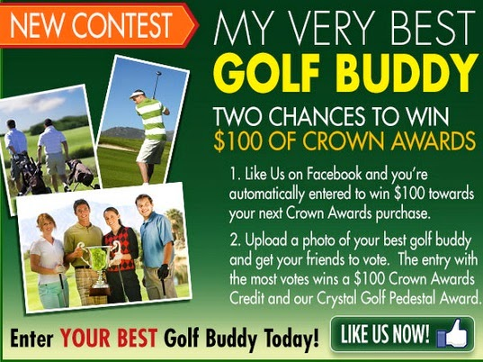 My Very Best Golf Buddy Contest