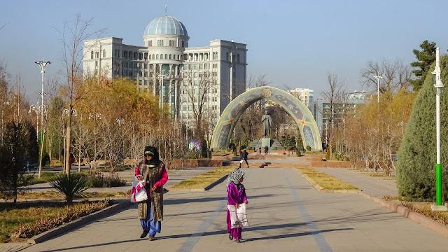 Rudaki Park