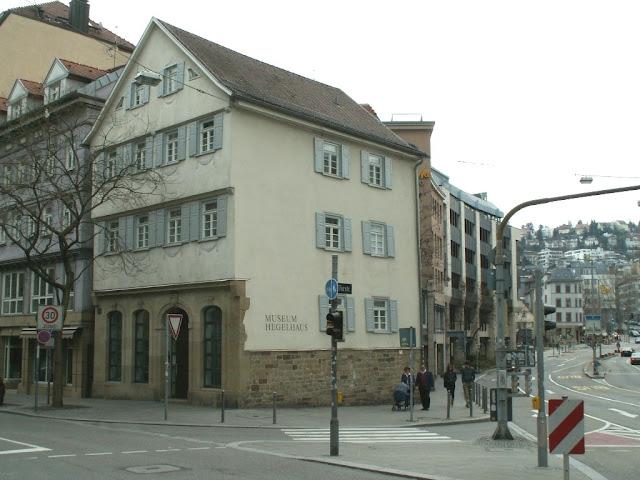 10 museus para visitar em Stuttgart - Hegel House