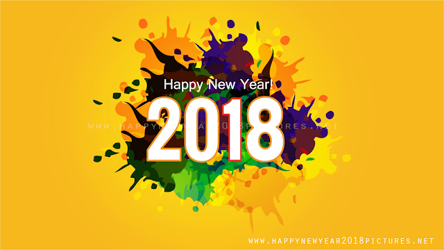 Happy New Year 2018 picture