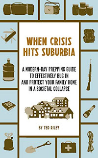 When Crisis Hits Suburbia - non-fiction book promotion sites Ted Riley