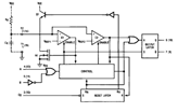 CD4538BC Dual Precision Monostable Logic Diagram and Datasheet