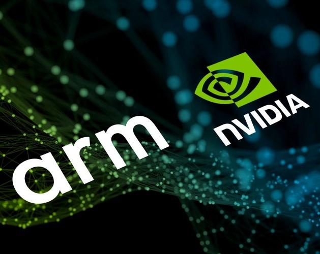 إنفيديا قد تستحوذ على شركة ARM