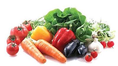 sayur segar
