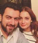 dia mirza with her ex-husband