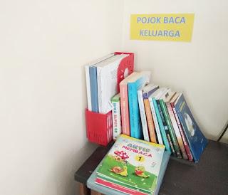 Pojok Baca Keluarga