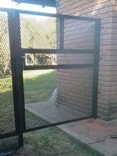 Puertas de Metal Desplegado