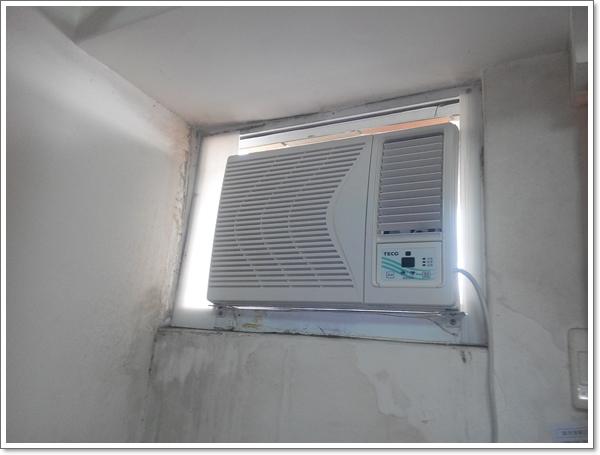 樹林區保安街二段 東元 窗型冷氣 MW-20FR1   宏騏 水電 材料 五金 維修