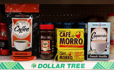 Emergency Earthquake Meals - Dollar Tree Edition