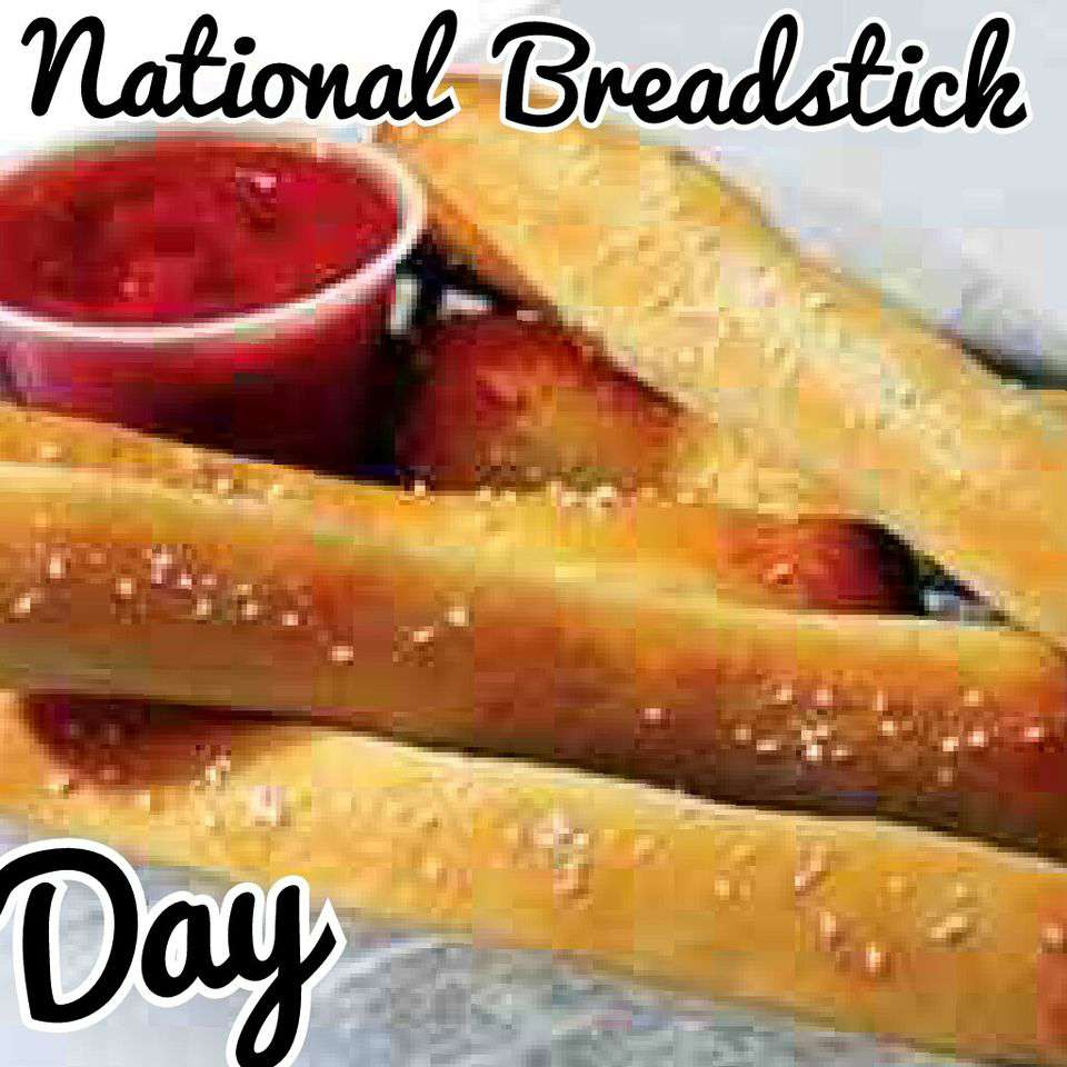 National Breadstick Day Wishes Images