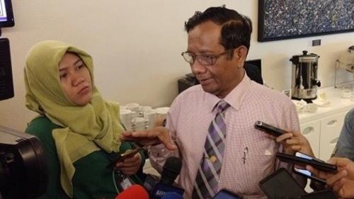 Mahfud MD Jawab Sentilan 'Dulu RI Kirim Oksigen ke India, Kini Impor'