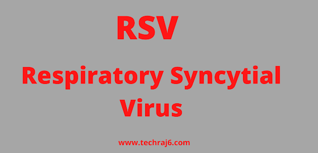 RSV full form, What is the full form of RSV