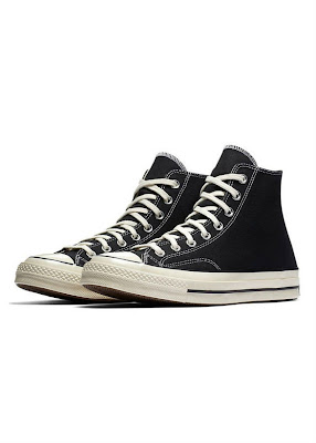 Giày Chuck Taylor All Star 1970s Black/w 2018