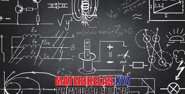 Materi Kelas 9 Matematika Kurikulum 2013