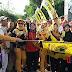 Hut Golkar Ke 55 Berlangsung Meriah dan Animo Masyarakat Begitu Tinggi