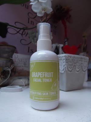 Detoxikačné tonikum s grapefruitom