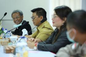 Gubernur Irianto Keluarkan 7 Arahan Penanganan COVID-19