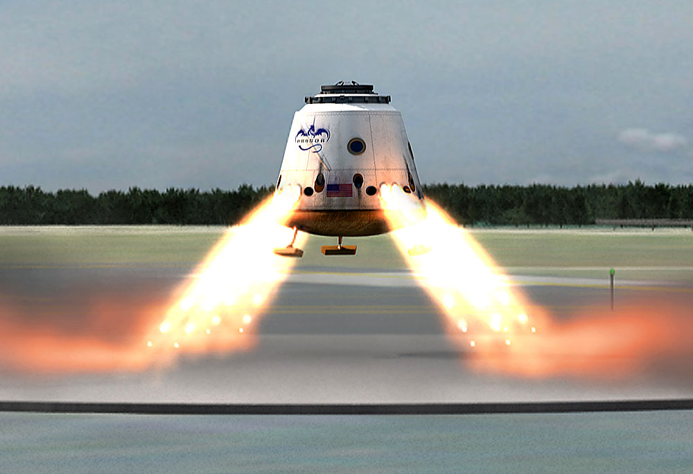 Scale Model News: SPACEX BOSS SAYS - MARS HERE WE COME ...