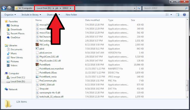 Cara Mengetahui Lokasi Penyimpanan File Game Garena