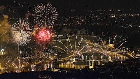 Augusztus 20: országszerte ellenőrzik a tűzijátékokat