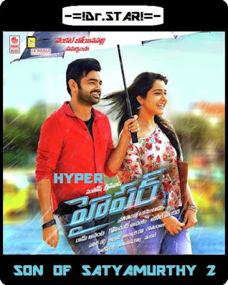 Hyper 2016 Dual Audio HDRip 480p 250mb HEVC x265