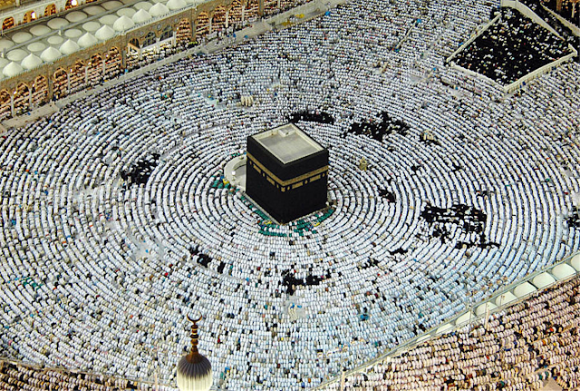 More than 2 million pilgrims gather in Makkah for Haj rituals starting tomorrow