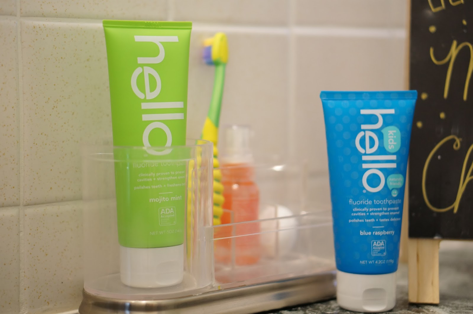 Rebecca Lately Best Kids Toothpaste  hello toothpaste