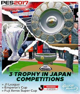 Images - PES 2017 3 Trophy in Japan Competitions