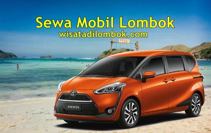 Jasa Rental Mobil Sienta di Lombok